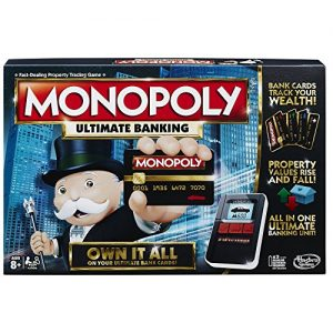 Monopoly Ultimate Banking Board Game